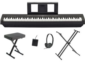 Yamaha P45 Digital Piano Bundle
