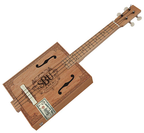 Electric Strum Box Ukulele