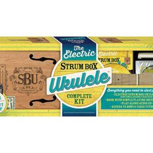 Electric Strum Box Ukulele