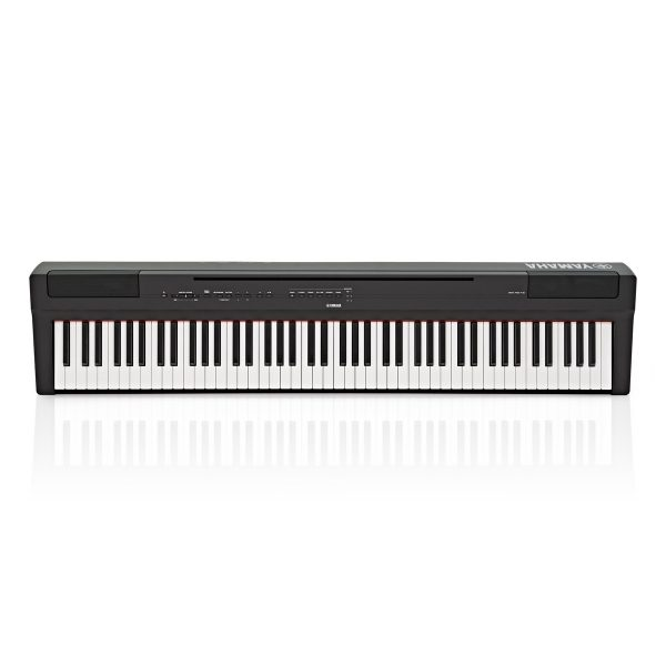 Yamaha P125 Digital Piano Black