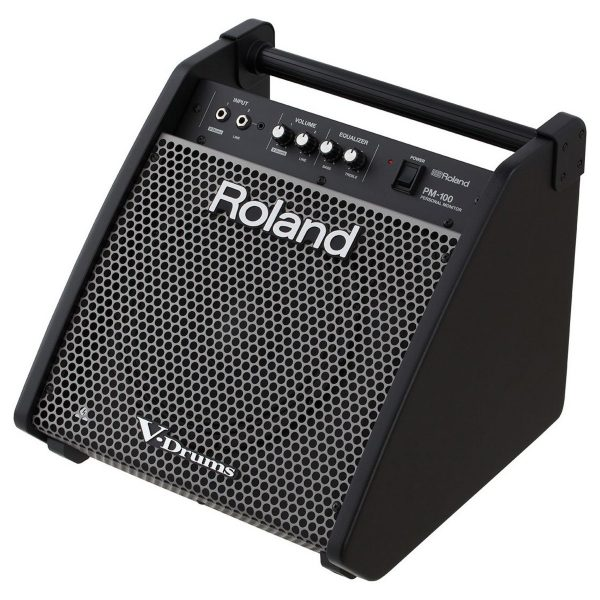 Roland PM-100 Personal Drum Monitor Amplifier