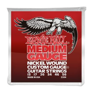 Ernie Ball 2204Nickel Wound Guitar Strings 13-56