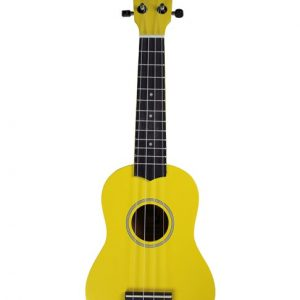 Pure Tone Ukulele Pack Yellow