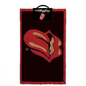 Rolling Stones Doormat Lips