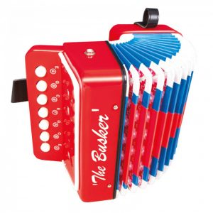 Busker Mini Accordian