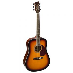 Brunswick BD200SB Acoustic Dreadnought Sunburst