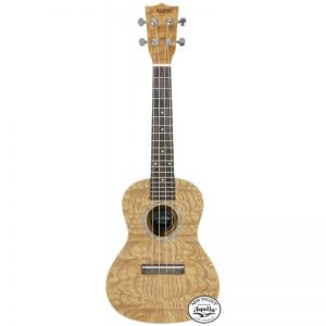 Chord Native Curly Ash Ukulele Concert