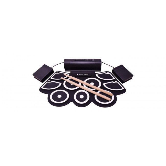 Chord D Mat Electronic Drum Kit