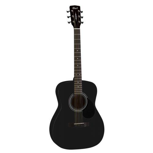 Cort AF510BK Acoustic Guitar Black Satin