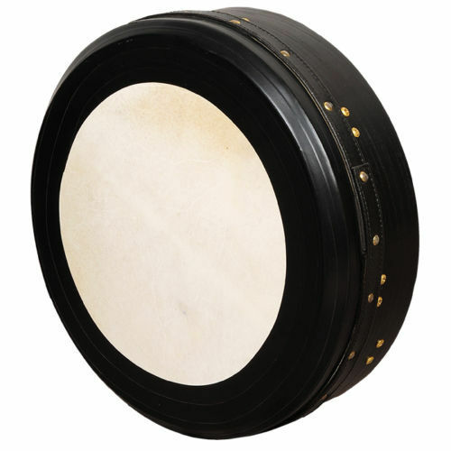 Heartland 14 x 4 T Bar Pretuned Bodhran Black