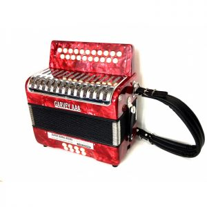 Garvey AAA Accordion w/Super Durall Italian Reeds