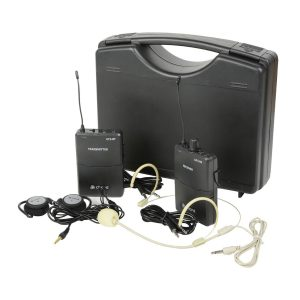 Chord UP2 Portable UHF Wireless Set