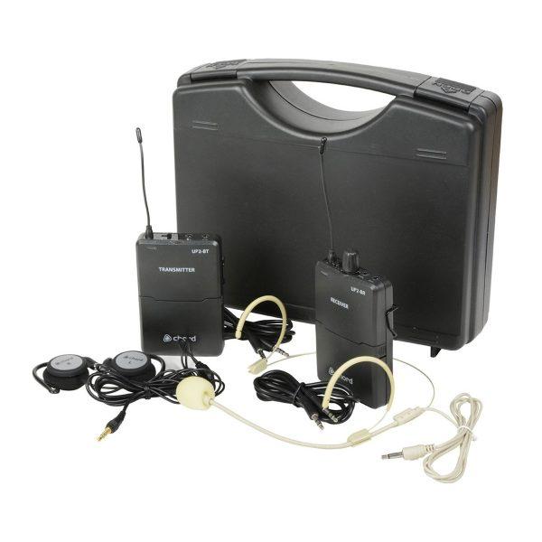 Chord UP2 Portable UHF Wireless Set
