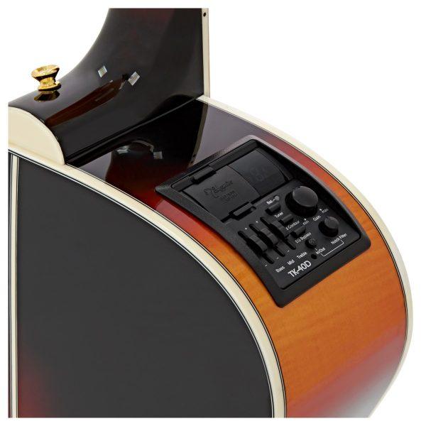 Takamine GJ72CE Electro Acoustic Sunburst
