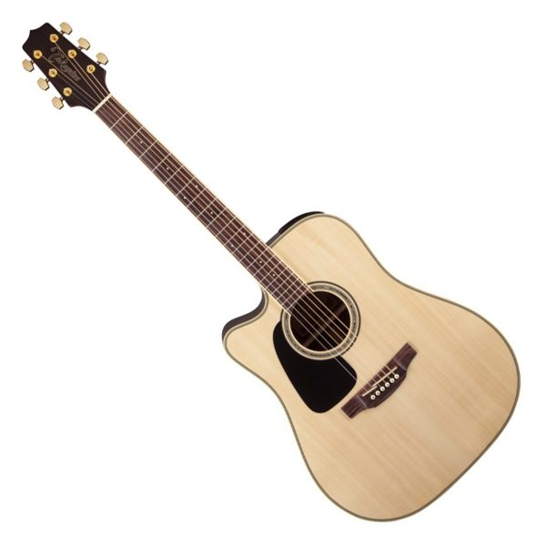 Takamine GD51CE Electro Acoustic Left Handed Natural