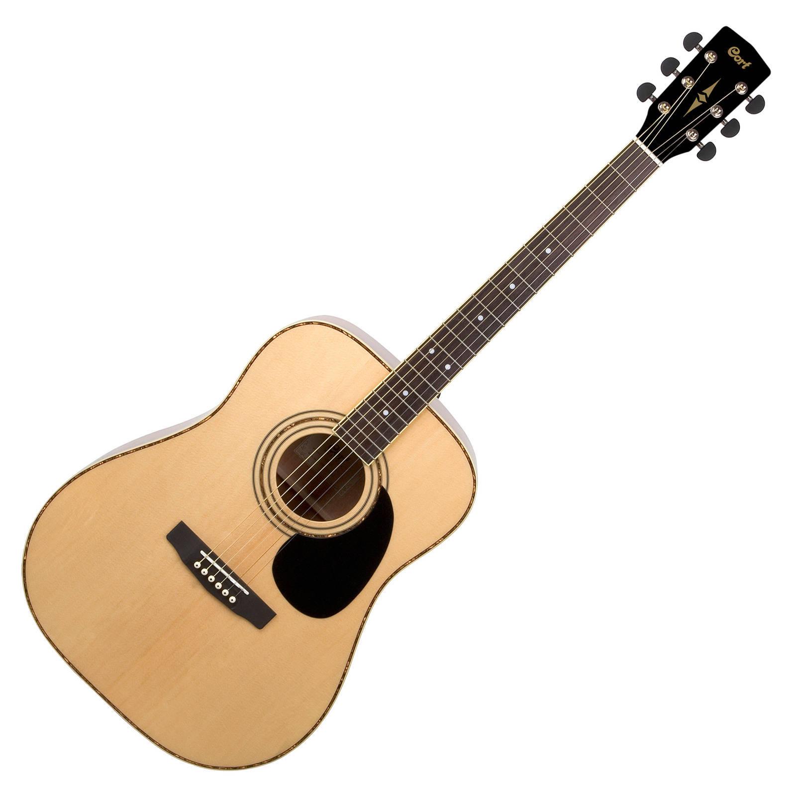 Cort AD880 Acoustic Guitar Natural Satin