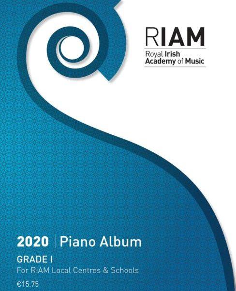 RIAM Piano Album 2020 Grade 1