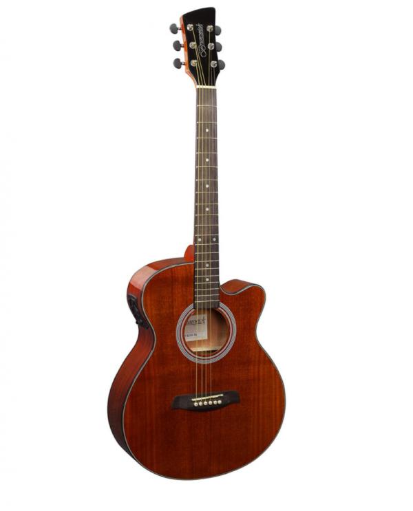Brunswick BTK50M Electro Acoustic Guitar Mahogany