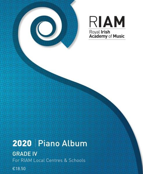 RIAM Piano Album 2020 Grade 4