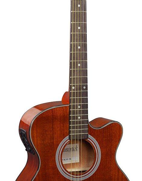 Brunswick BTK50M Grand Auditorium Electro Acoustic Guitar Mahogany