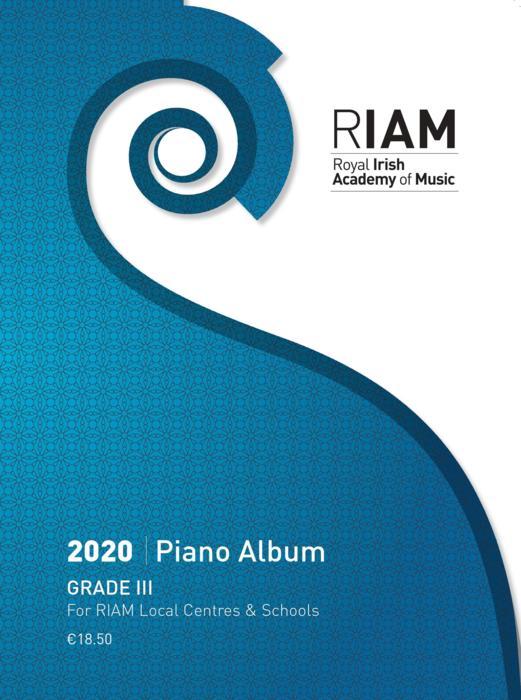 RIAM Piano Album 2020 Grade 3