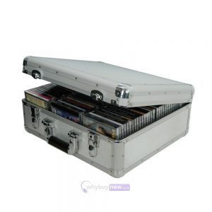 Citronic CDA40 Aluminium CD Flight Case