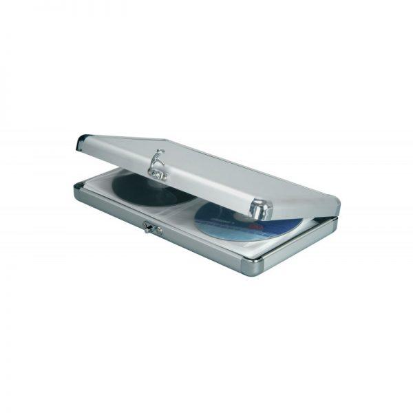 Citronic CDW-40 Aluminium 40 CD Wallet