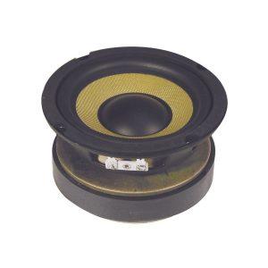 QTX QXW5 5.25'' Woofer with Aramid Fibre Cone