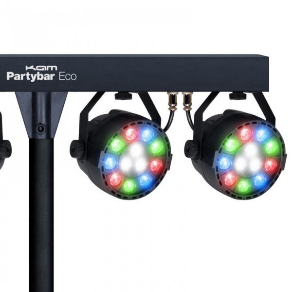 Kam LED Party Bar Eco Incl. Bag & Stand