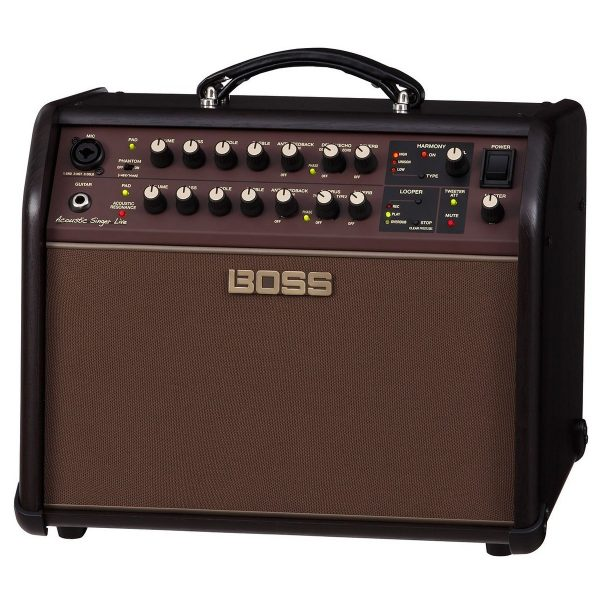 Boss Acoustic Singer Live Amplifier