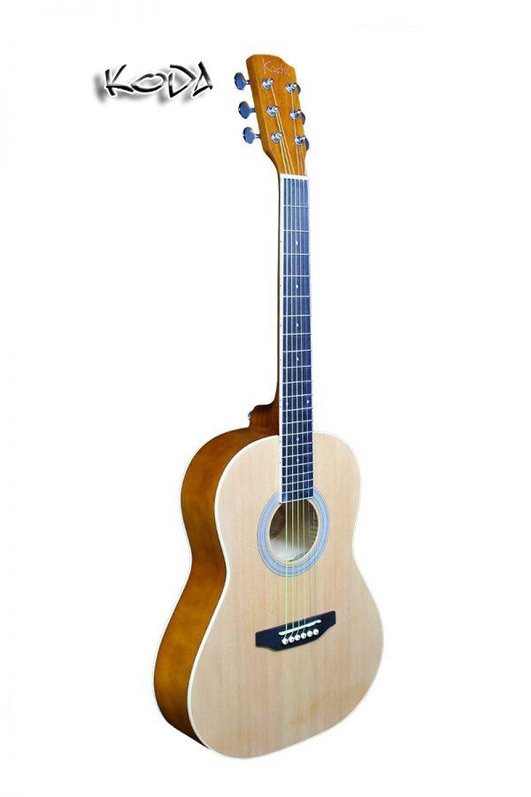 Koda 3/4 Size Acoustic Guitar Pack Natural