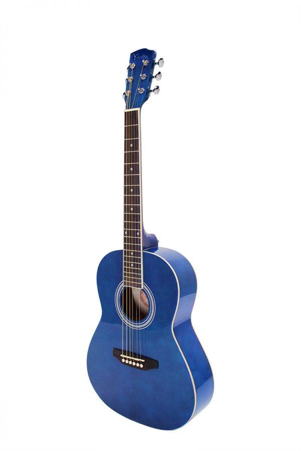 Koda 3/4 Size Acoustic Guitar Pack Blue