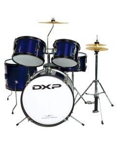 DXP 104-6 5-Piece Junior Drum Kit | Blue
