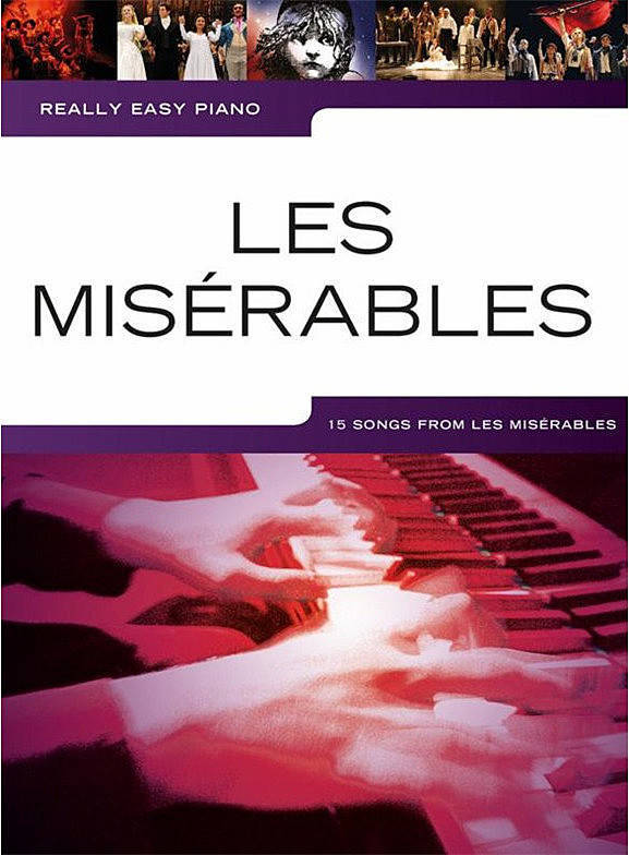 Really Easy Piano Les Miserables