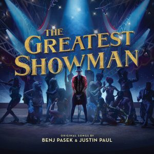 Benj Pasek The Greatest Showman PVG