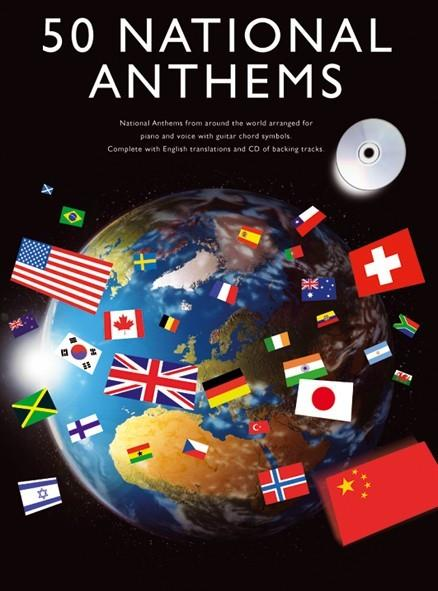 50 National Anthems PVG