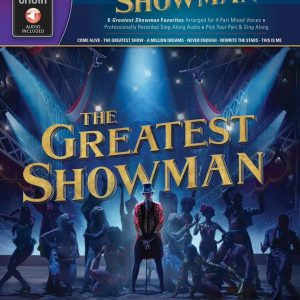 Benj Pasek The Greatest Showman Mixed Choir
