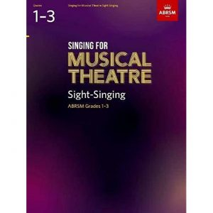 ABRSM Singing for Musical Theatre Sight Reading