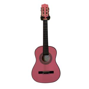 Trax 1/2 Size Junior Classical Guitar Pink