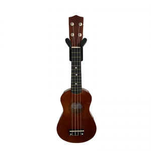 Trax Soprano Ukulele Dark Brown