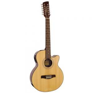 Brunswick Auditorium 12 String Electro Acoustic Guitar
