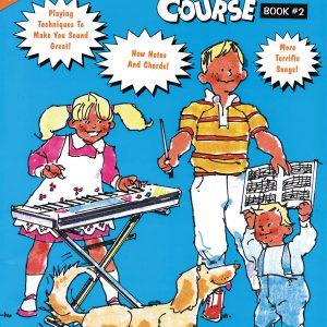 Kids Keyboard Course Book 2