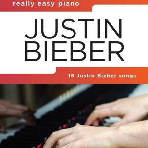 Really Easy Piano Justin Bieber
