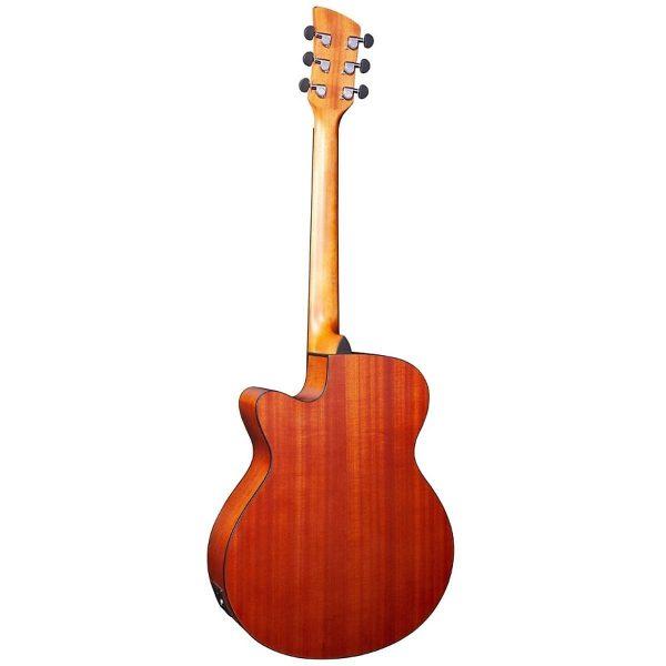Brunswick BTK50TB Electro Acoustic Guitar Tobacco Burst