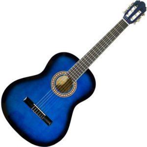 Trax 3/4 Size Guitar Blueburst