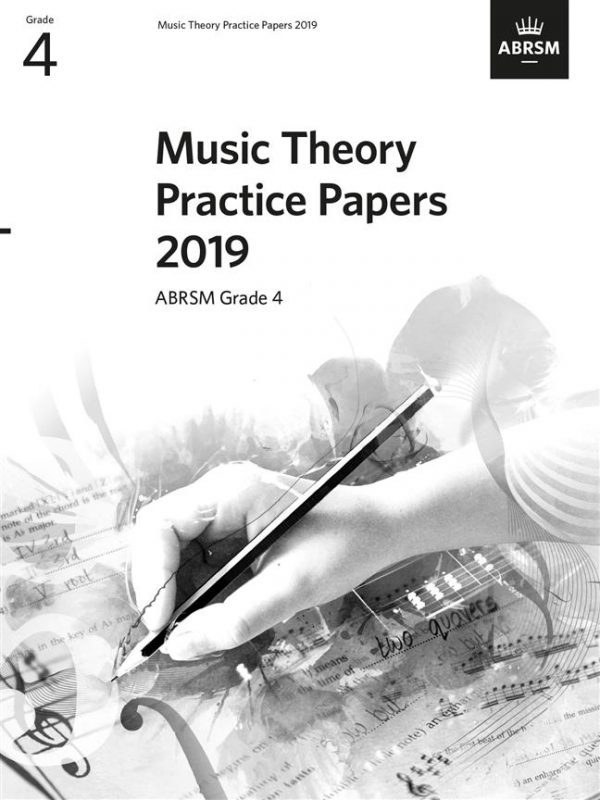 ABRSM Music Theory Practice Papers 2019 Grade 4