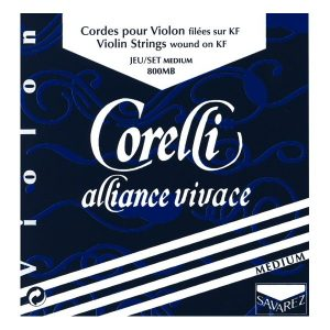 Corelli Alliance Vivace Violin Strings