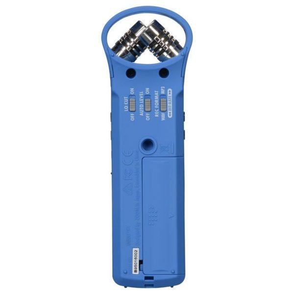 Zoom H1 Handy Recorder Blue