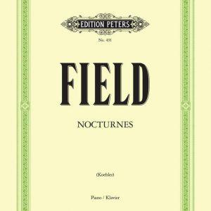 John Field Nocturnes Piano