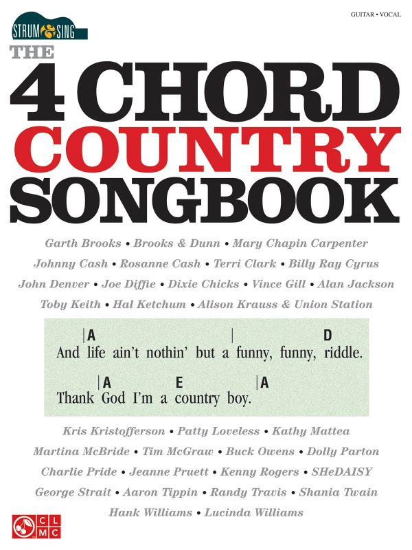 4 Chord Country Songbook